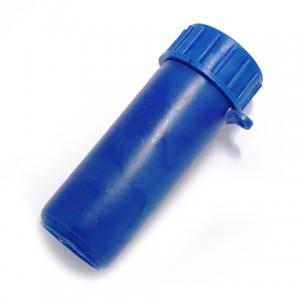 Пенал с резьбовой крышкой (пластмасса)